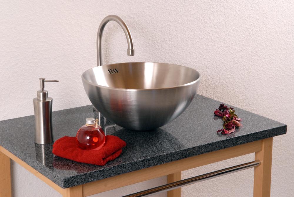 Estelle acera d alpgranit hochwertige esstische und for Hochwertige esstische